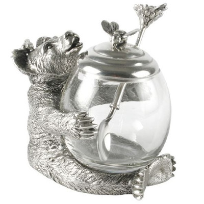Bear Honey Pot
