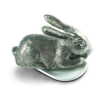 Rabbit Butter Dish