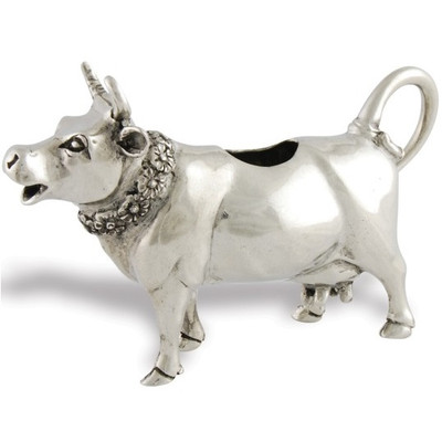Pewter Cow Creamer