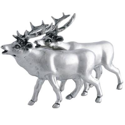 Elk Salt Pepper Shakers