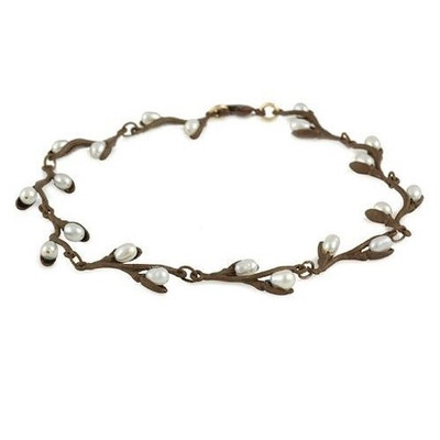 Pussy Willow Bracelet | Nature Jewelry