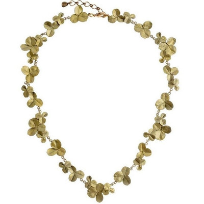 Clover All Leaf Necklace | Nature Jewelry