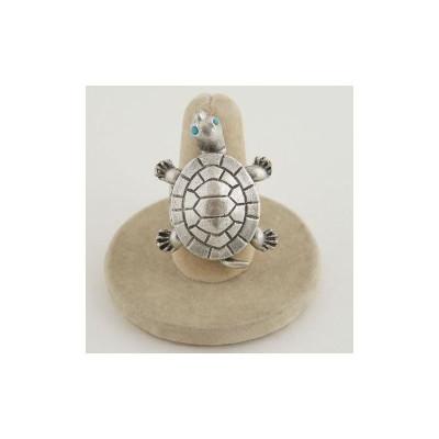 Turtle Tortuga Ring | Nature Jewelry