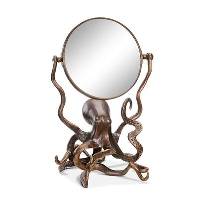 Octopus Vanity Mirror   34237