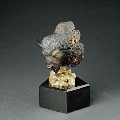 "Buffalo Bronze ""Thunderhead Pentagon"""