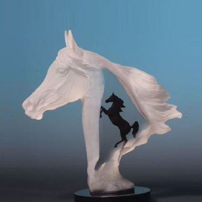 "Horse Sculpture ""Royal Arabian"""