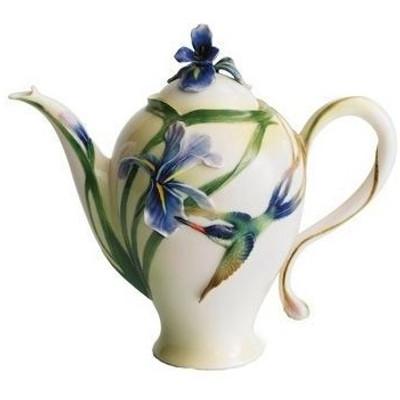 Hummingbird Teapot   fz00132