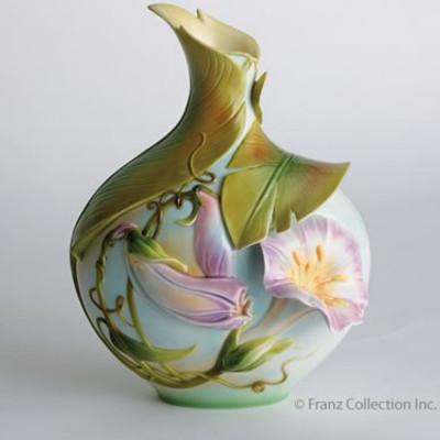 Morning Glory Vase | fz00533