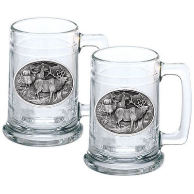 Elk Stein Set of 2