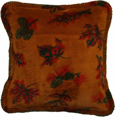 Falling Leaves Pillow