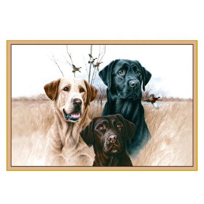 Great Hunting Dogs Area Rug