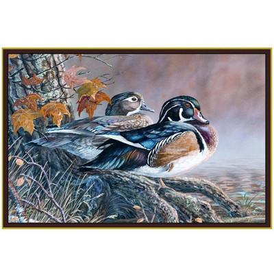 Wood Duck Area Rug