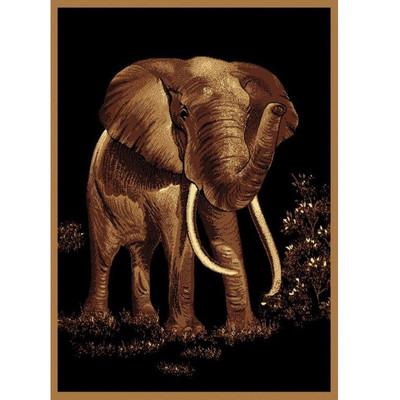 Elephant Area Rug