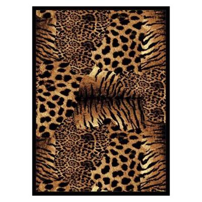 Cheetah Area Rug Painted Skins