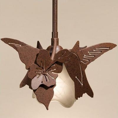 Hummingbird Pendant Light