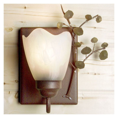 Aspen Branch Wall Lamp