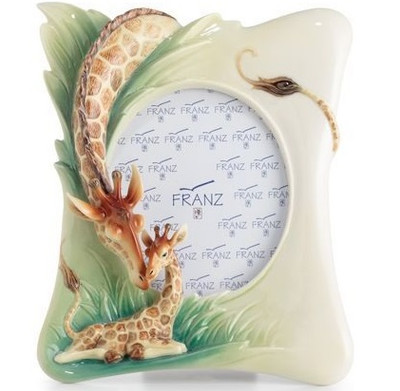 Giraffe Photo Frame Endless Beauty | FZ02578