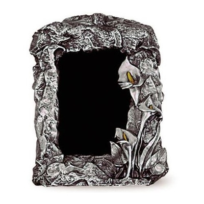Calla Lily Silver Plated Photo Frame | U202