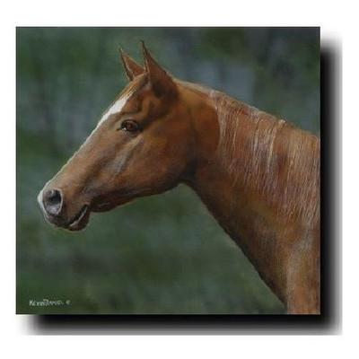 "Horse Print ""Chestnut"""