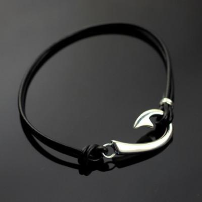 Hook Sterling Silver Bracelet | Nature Jewelry