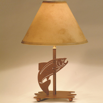 Fish Desk Lamp