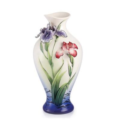 Elegance Iris Vase | FZ02958