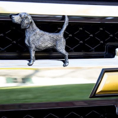 Beagle Grille Ornament
