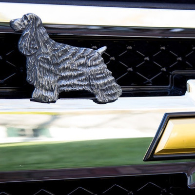 Cocker Spaniel Grille Ornament