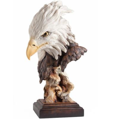 "Eagle Sculpture ""Sovereign"""