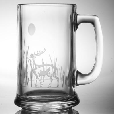 Deer Beer Mug Set of 4