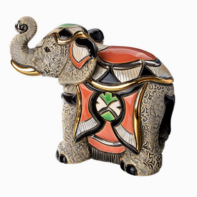Asian Elephant Figurine   Rinconada