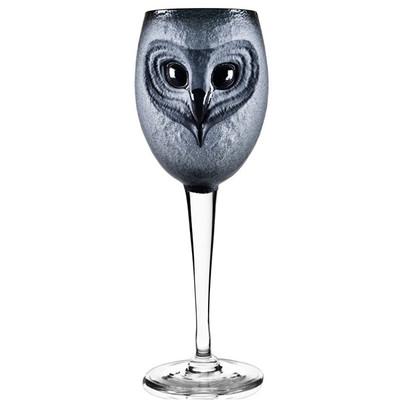 Owl Wine Glass Strix | 42038