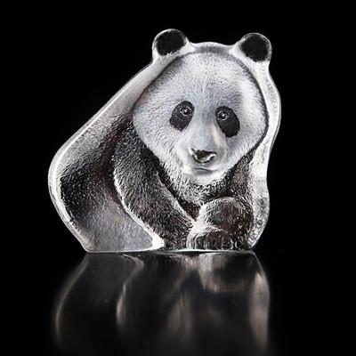 Panda Crystal Sculpture | 34195
