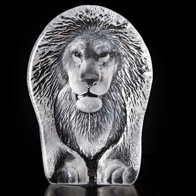 Lion Crystal Sculpture | 34189