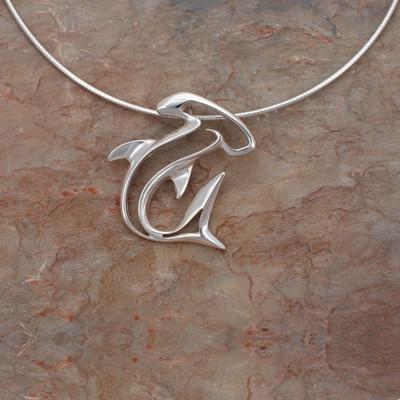 Hammerhead Shark Seaplicity Necklace