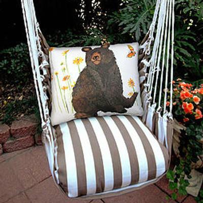 Bear Hammock Chair Swing