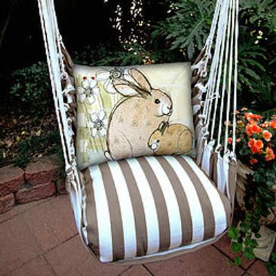 Bunny Rabbit Hammock Chair Swing