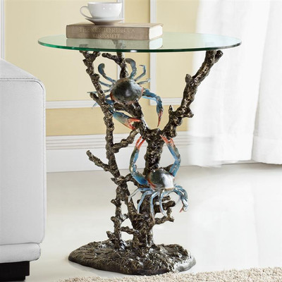 Crab End Table | 34014