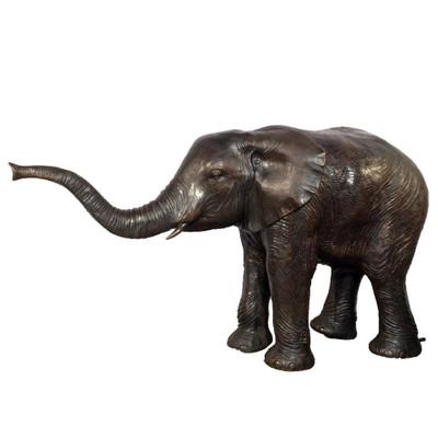 Elephant Bronze Fountain Statue | Metropolitan Galleries | SRB46954A