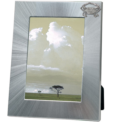 Blue Crab 5x7 Photo Frame
