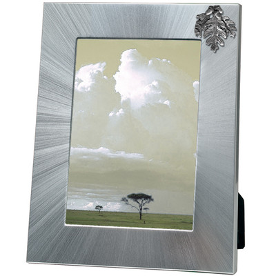 Oak Leaf 5x7 Photo Frame