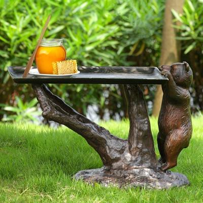 Bear End Table | 34425