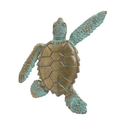 Sea Turtle Pin | Nature Jewelry