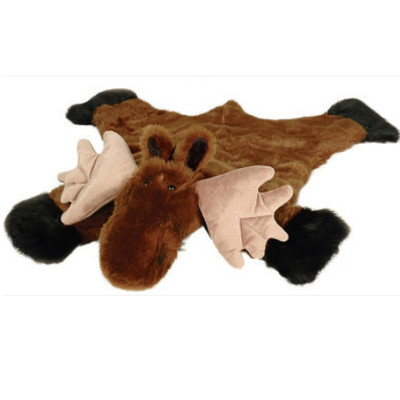 Moose Large Plush Rug