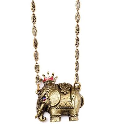 Elephant Necklace  | Nature Jewelry