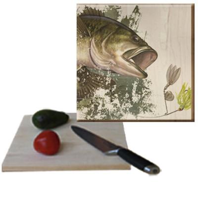 Bass Cutting Board