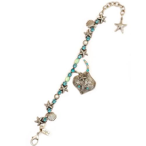 Stingray Single Strand Bracelet | Nature Jewelry