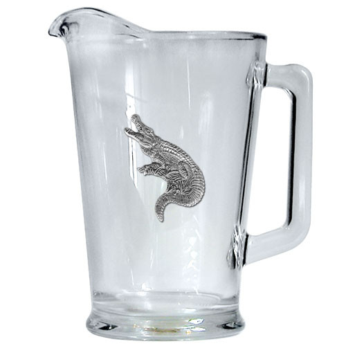 Alligator Beer Pitcher