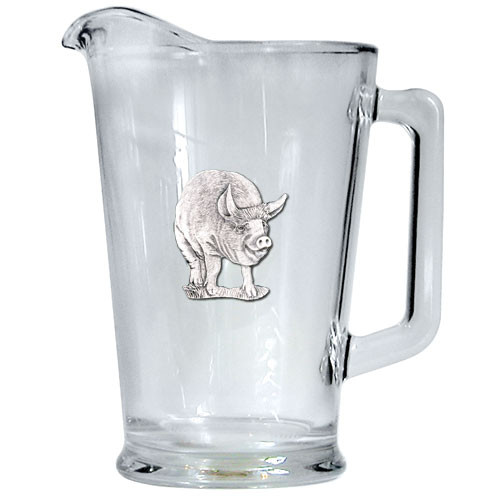 Pig Beer Pitcher