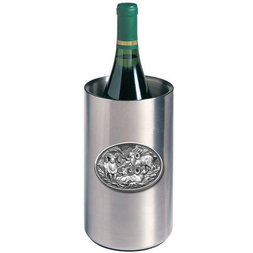 Bighorn Sheep Wine Chiller